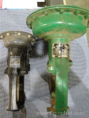 Lot of 2 Assorted Valves