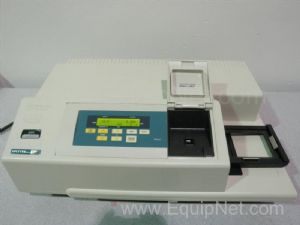 Molecuar Devices SpectraMAX 384plus Microplate Spectrophotometer