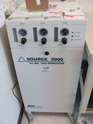 Parker Balston Analytical Gas System Source 5000 LC/MS Gas Generator