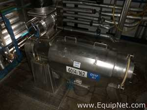 De Dietrich 316L Stainless Steel Horizontal Powder Sieve