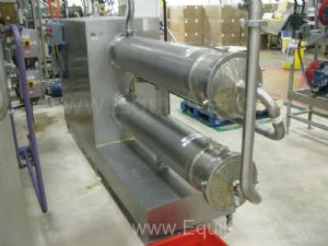 Gerstenberg and Agger 2x85 LTR Double Barrel Pin Rotor Machine - Line 12