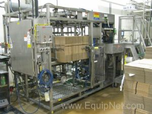Sabel Engeineering SE Bottom Loading Case Packer - Line 15