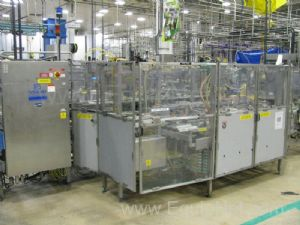 Schneider VCP Bottom Loaded Case Packer - Line 30