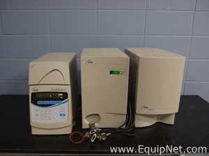ESA Coulochem III Electrochemical Detector With Coularray Oranizer and 5600A Coularray