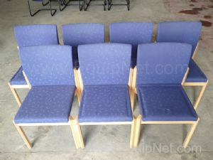 Office chairs - 1 lot of 6