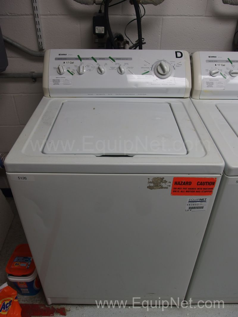 483850 Kenmore 80 Series Clothes Washer