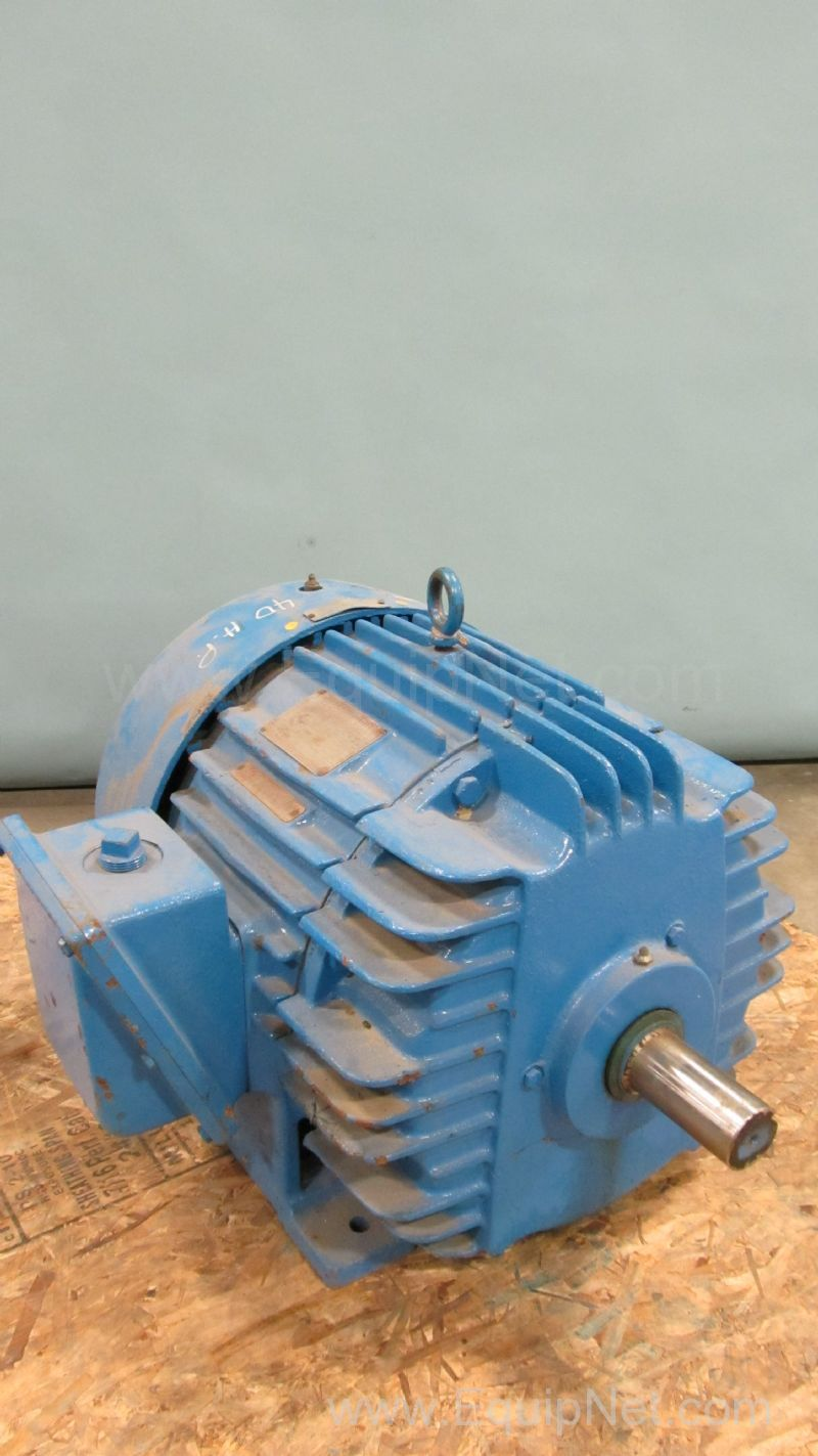 474782 General Electric Company 40 Hp Electric Motor