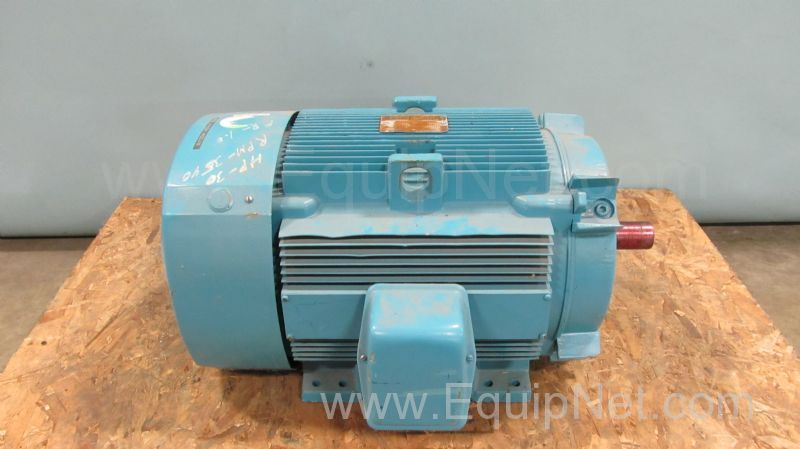 474864 General Electric Company 30 Hp Electric Motor