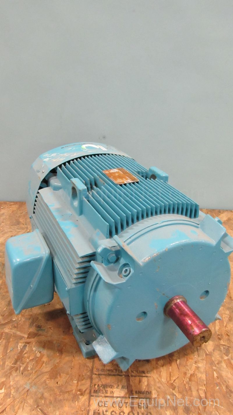 474864 general electric company 30 hp electric motor for General electric motor company
