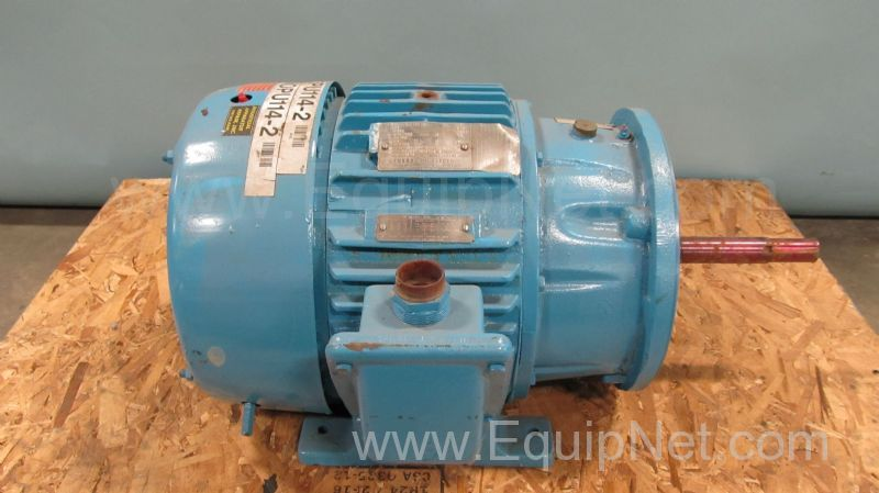 474508 General Electric Company 25 Hp Electric Motor