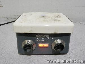 Corning Stirring Hot Plate PC351