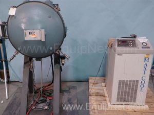 Columbia Instruments Accelerating Rate Calorimeter Thermal Screening System with Heat Exchanger