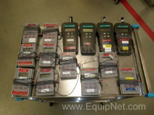 Lot of (14) Digital Thermometers