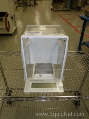 Mettler Model AT261 Delta Range Analytical Balance
