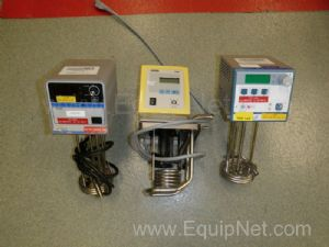 Lot of (3) Immersion Circulators