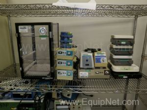 Lot of Lab Equipment to Include Vortexers, Stir Plates, Drybaths, etc