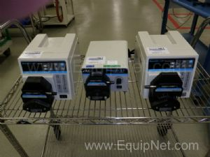 Lot of (3) Cole Parmer Masterflex Peristaltic Pumps