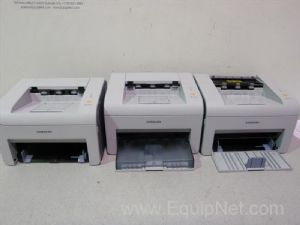 Lot of 3 Samsung ML-2510 Mono Laser Printers