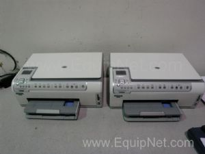 Lot of 2 HP PhotoSmart G5180 All-In-One Printer Scanner Copier Systems