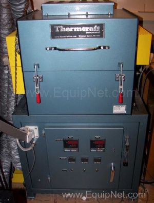 Thermcraft Rotary Tube Furnace Model TRT-6-0-18-36-J9749/1A