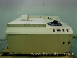Savant AES2010 Automatic Environmental SpeedVac Concentrator