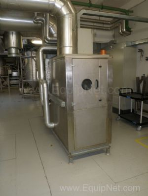 HB Engineering VKRB 2000 S Chocolate Moulding Plant Caramel Air Cooling Plant