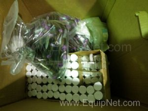 Large Lot of Assorted Disposable Vials and Test Tubes