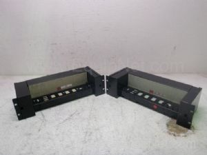 Lot of 2 Bioteco Control Panels