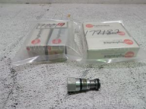 Lot of 7 Sun Hydraulics Cartridge
