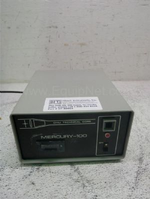 Chiu Tech Corp M-100 Mercury Power Supply