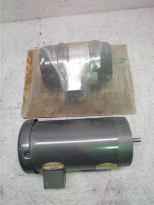 Lot of 2 Baldor Industrial Motors