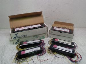 Lot of 8 Advance Rapid Start Ballasts