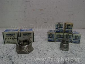 Lot of 10 Durabla Check Valve Units