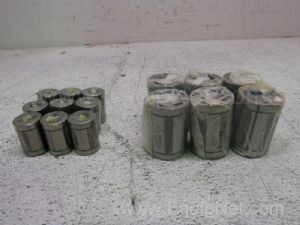 Lot of 15 Unknown Linear Bearings