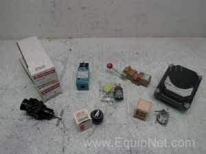 Lot of 11 Assorted Switches