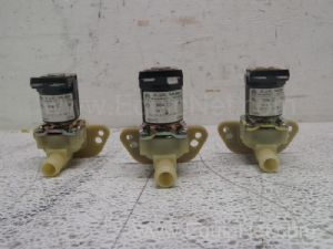 Lot of 3 AUK Muller 66280 Actuators