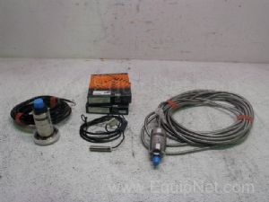 Lot of 4 Asssorted Sensors