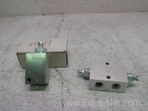 Lot of 3 Sun Hydraulics Port Relief Body Cavity