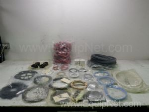 Lot of Assorted O-Rings, Seals & Gaskets