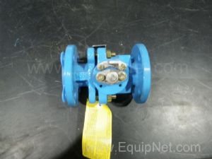 Lot of 7 Flowserve AKH3 1 1/2'' Ball Valve