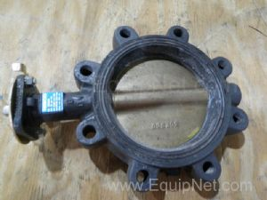 Nibco LD2000 Six Inch Butterfly Valve