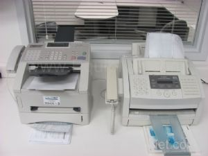 Lot of (2)Fax Machines
