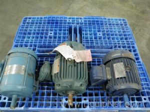 Lot of 3 Assorted Motors