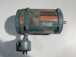 Reliance Electric P14X9127N Electric Motor 1HP