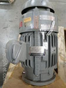 US Motors 6175F/YU1X326R005F Electric Motor 5HP
