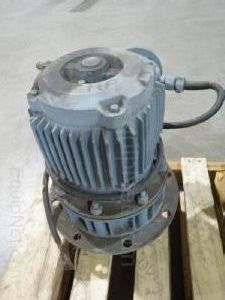 Reliance P18G71910MZ Electric Motor 1HP