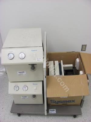 Lot of misc. Sysmex components