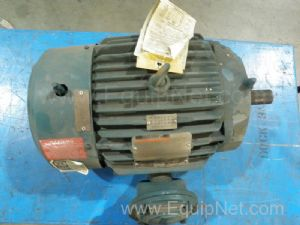 Reliance 1YAB86242A1 Electric Motor 7.5 HP