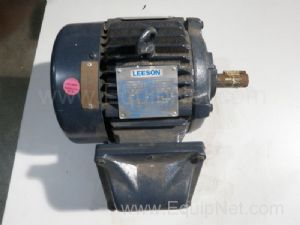 Leeson 15836280 Electric Motor 3HP