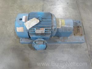 Reliance P25G572GNN Electric Motor 20HP